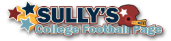 Sullys College Football Page
